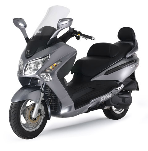 Photo du SYM GTS 125 EVO